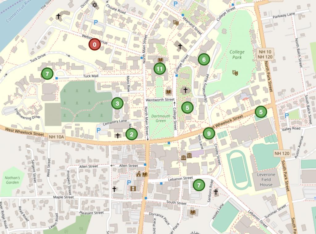 Map Styles - Default