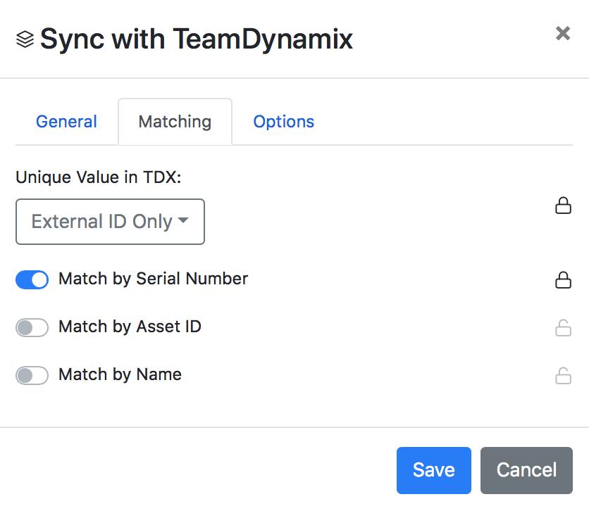 teamdynamix script