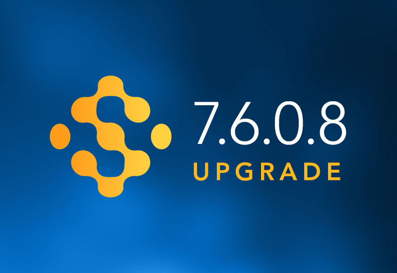 Sassafras Software Upgrade