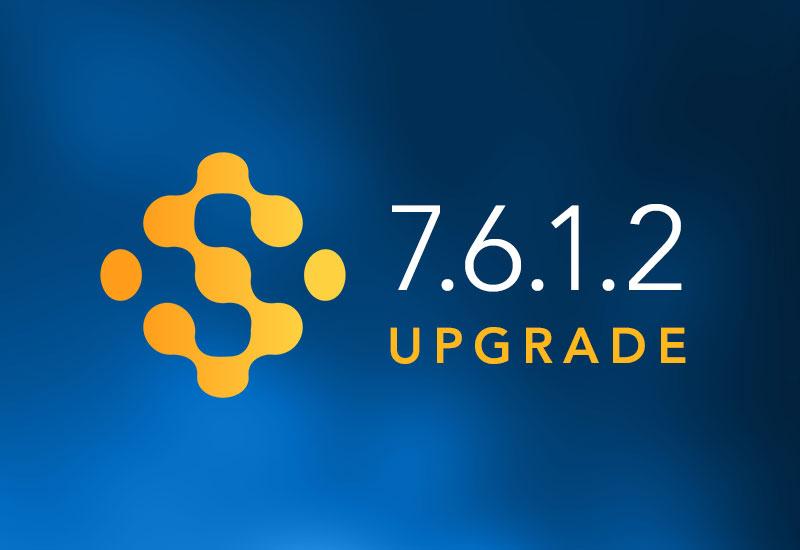 7.6.1.2 Upgrade