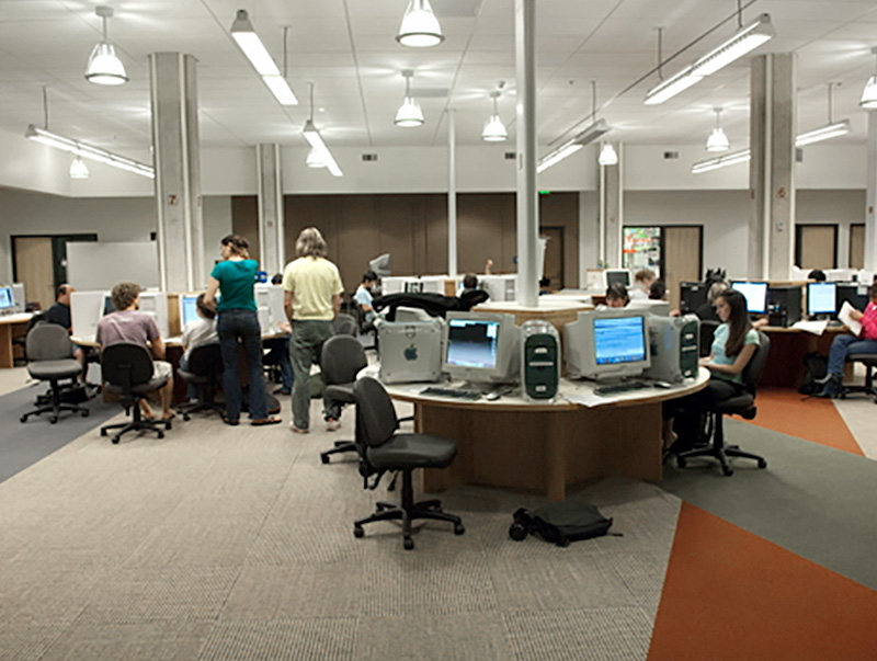 Computer Lab Monitoring